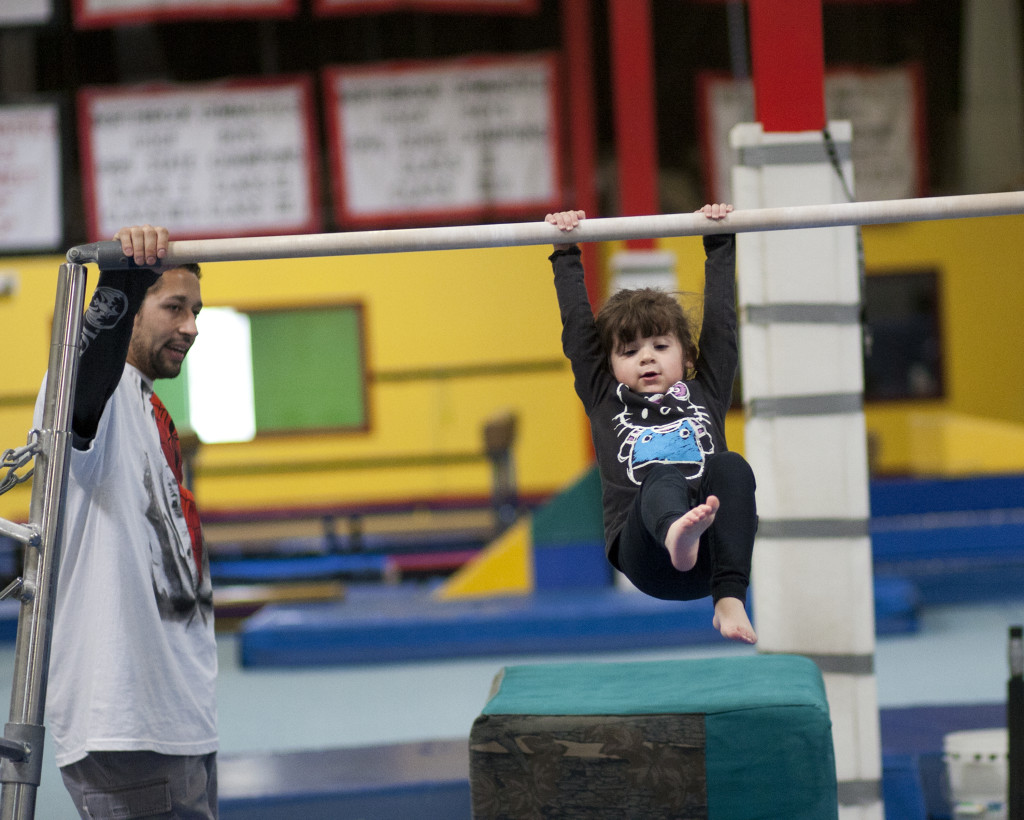 Gymnastics: Not Your Typical Speech/Language Therapy-The
